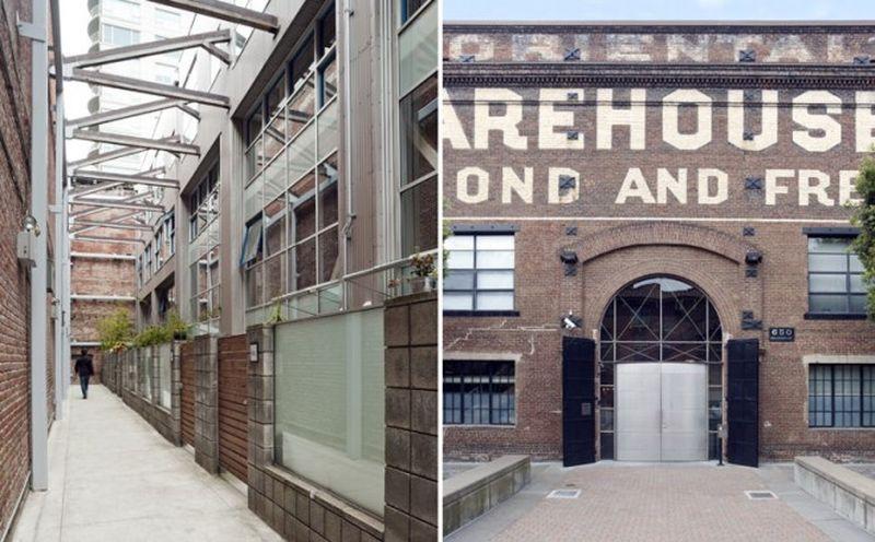 Admin autor en lofts barcelona for Loft modernos exterior