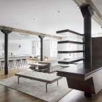 El proyecto de Loft Tribeca del estudio Office of Architecture
