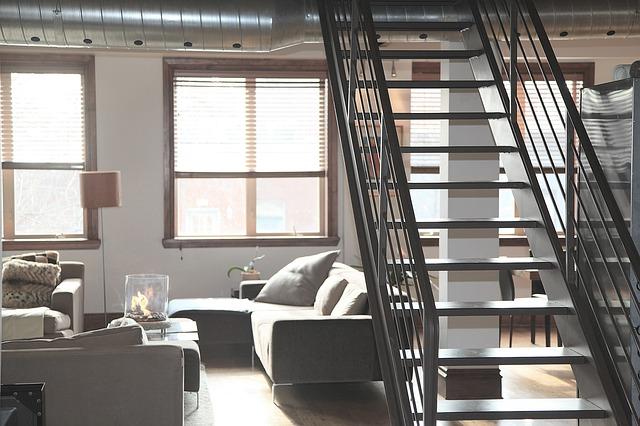 Las mejores soluciones para convertir un piso en un loft