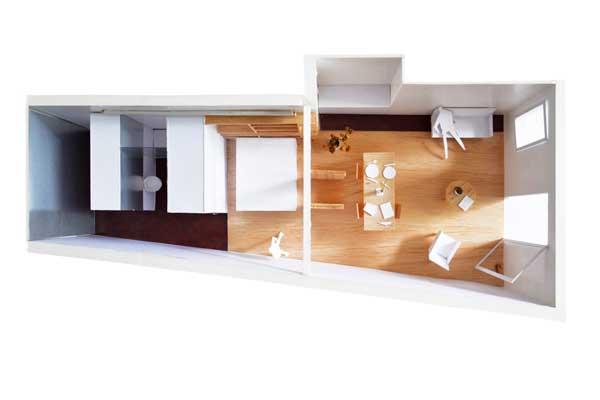 Lofts que enamoran en Barcelona. El proyecto de Adrián Elizalde Architecture
