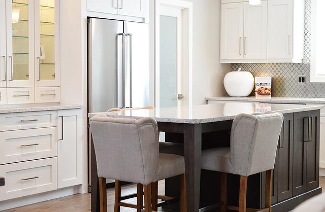 Cómo diseñar la cocina de concepto abierto perfecta para tu loft